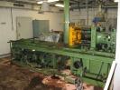 Demontage der Aufbauten Fahr – Bucher - Maschine