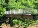 Demontage DB- Brücke Linie S8 Wuppertal -Hagen  DB - Brücke vor der Demontage